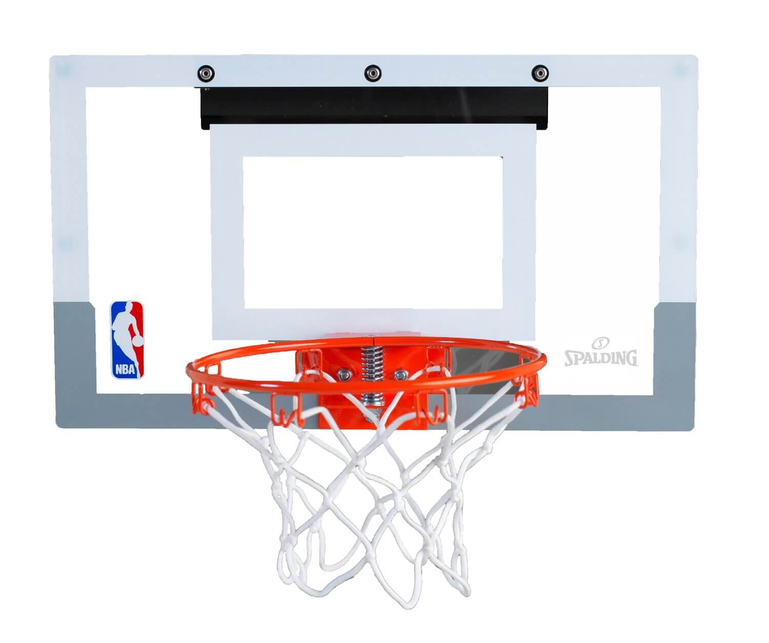 Gentil Another One Of The Great Basketball Hoops For Kids Is The Spalding NBA Slam  Jam Mini Basketball Hoop. The Breakaway Rim Is Similar To The One Seen On  The ...