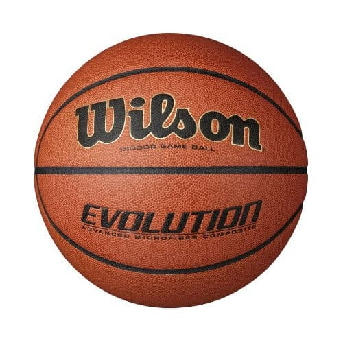 15a9d517dad Wilson Evolution Indoor Basketball Review - Hoops Fiend