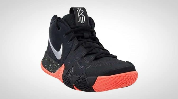 best sneakers fbc41 3312b Nike Kyrie 4 Shoe Review - Hoops Fiend