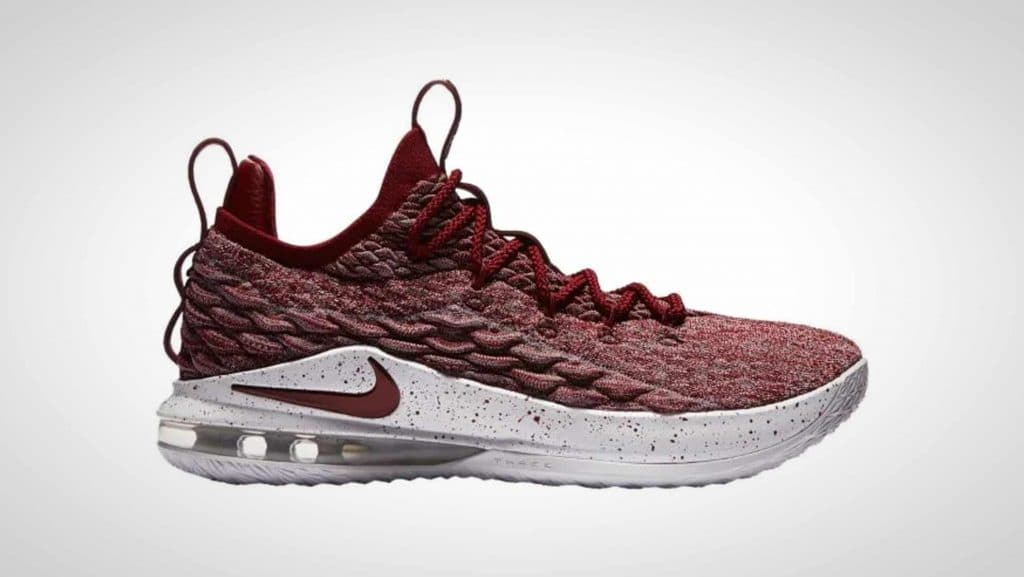 innovative design b59df ed051 Nike Lebron 15 Low Shoe Review - Hoops Fiend