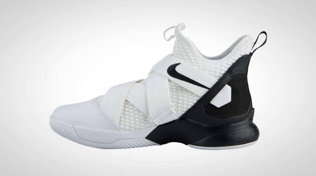 best service 38eb8 a121d Nike Lebron Soldier 12 Shoe Review - Hoops Fiend