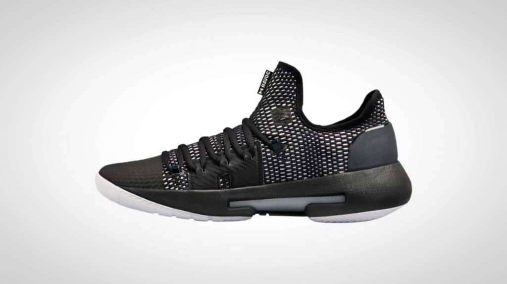 designer fashion dcd40 185f6 Under Armour HOVR Havoc Low Basketball Shoe Review - Hoops Fiend
